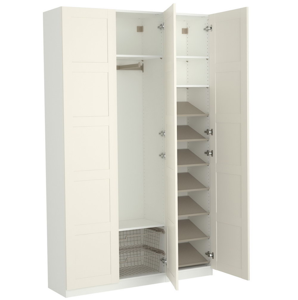 Small Wood Closet Organizers