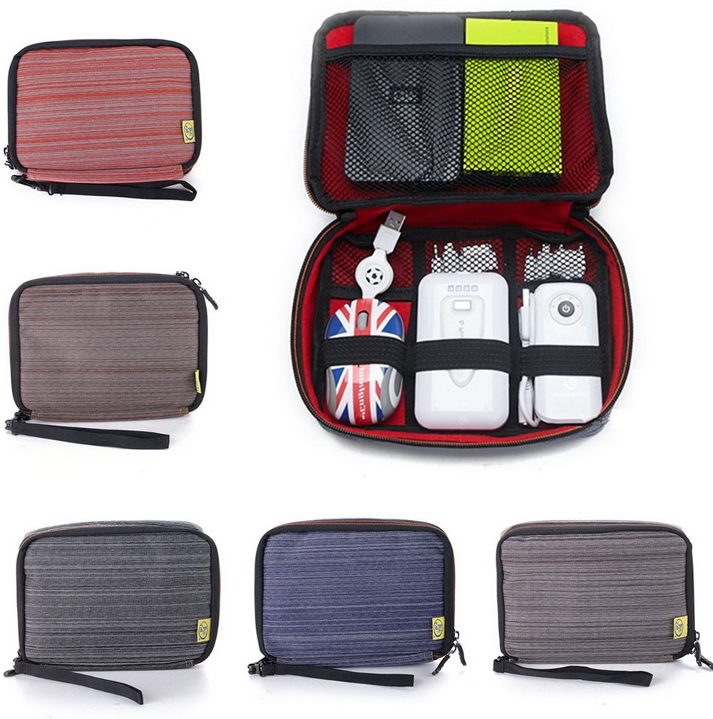 Cord Organizer Travel Bag