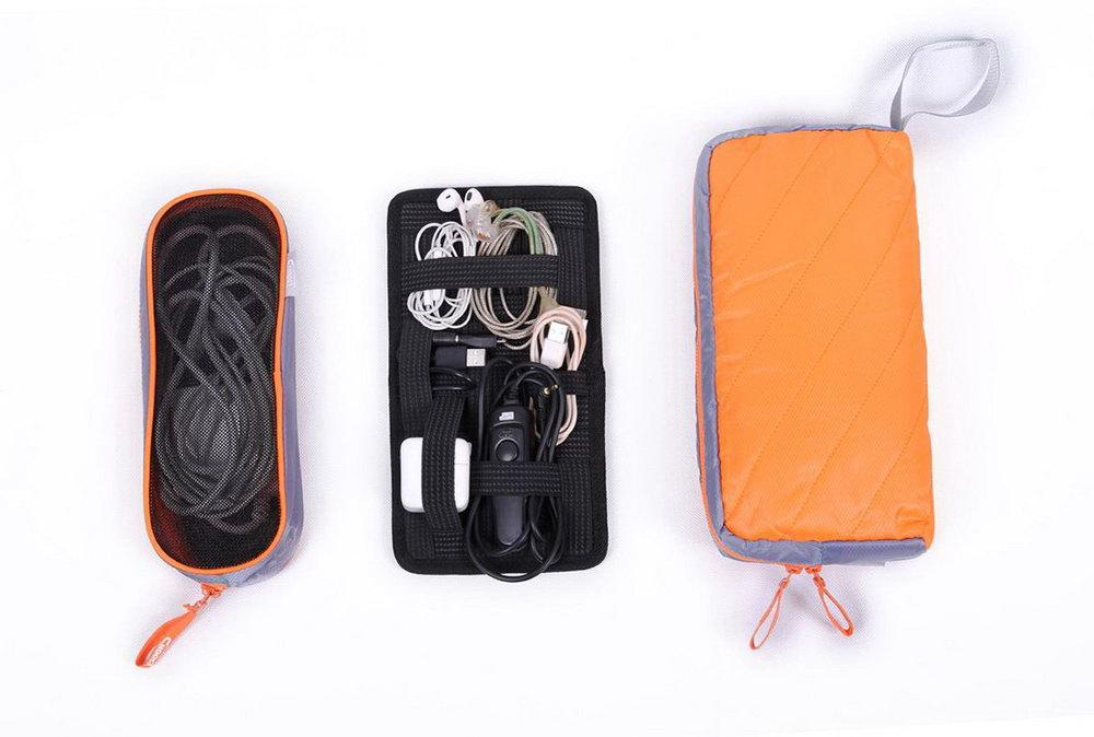 Travel Cord Organizer Bag