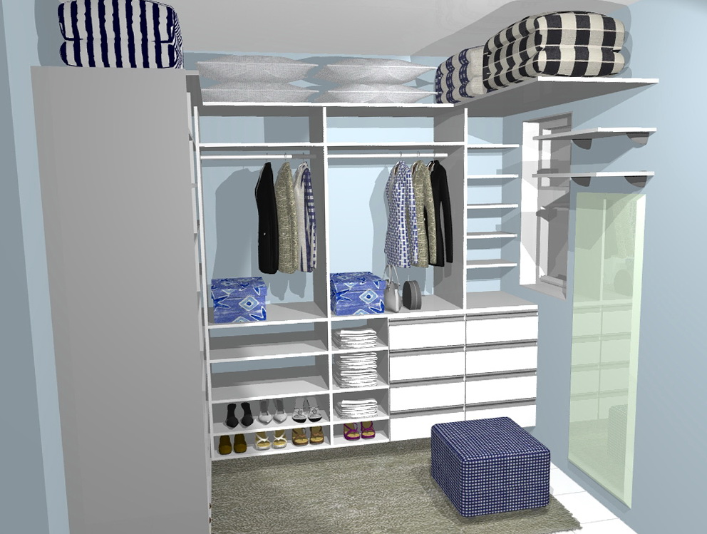 Closet Organizers For Very Small Closets