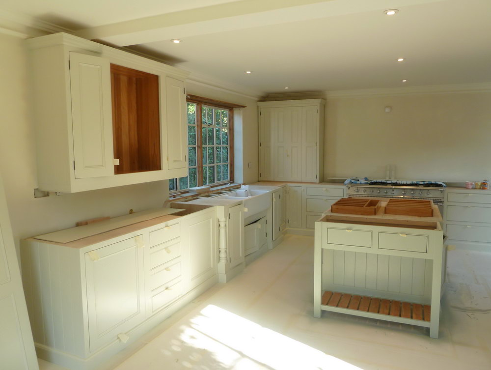 Paint My Kitchen Cabinets White